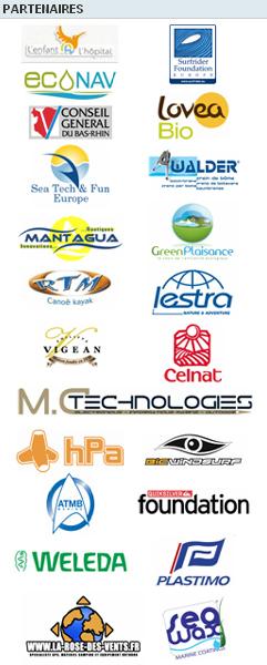 Les partenaires du projet Ocean Durable